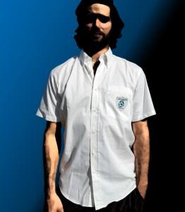 La chemise du Laurgais FC