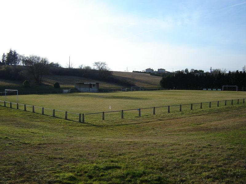 Stade du Bourg Saint Bernard