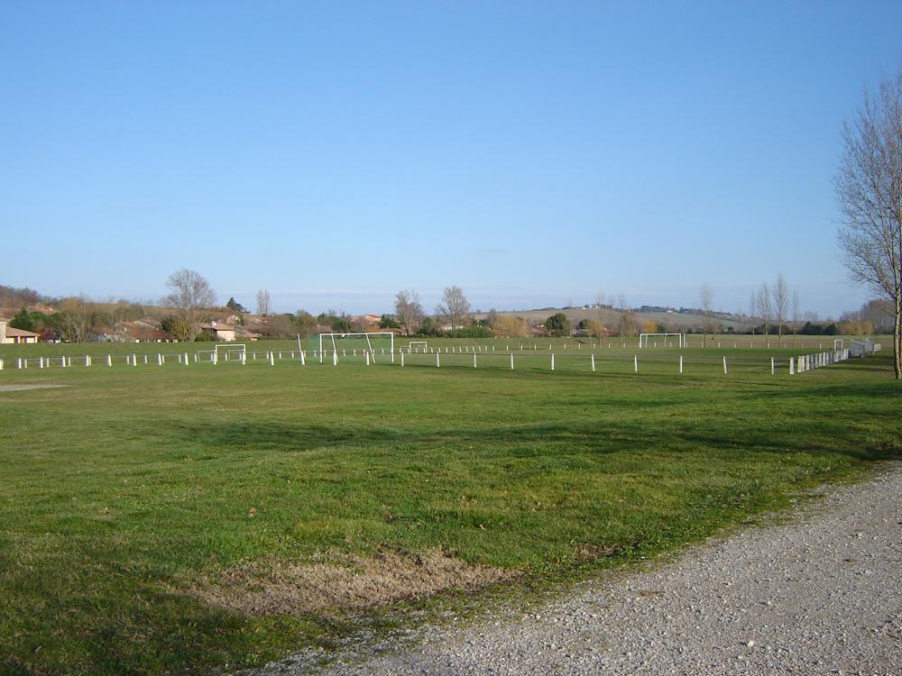 Stade de Ste Foy d'Aigrefeuille
