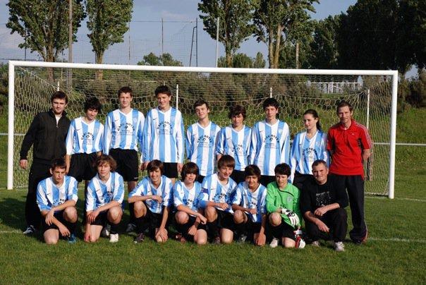 Les jeunes U15 du Lauragais FC