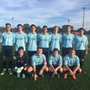 les U19 version 2015-2016