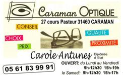 CARAMAN-OPTIQUE-NV