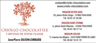 CRIOLLO-CHOCOLATIER