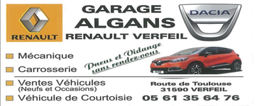 GARAGE-ALGANS